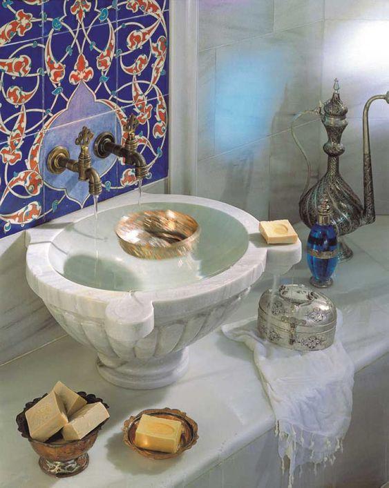 Vasque hammam Traditionnel