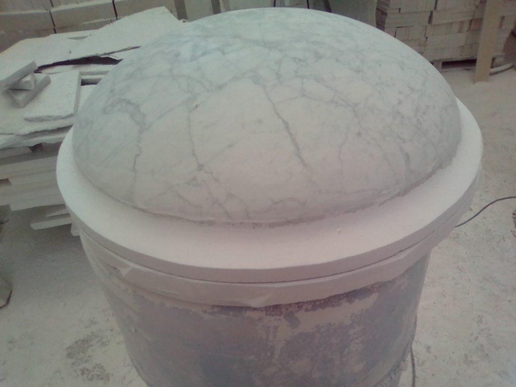 massif blanc de carrara