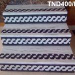 escaler décoré marbre système