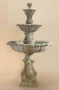 sculpture de fontaine classqiue