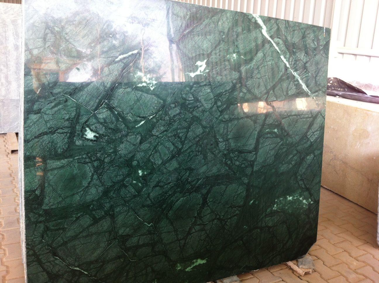 marbre vert de Guatemala