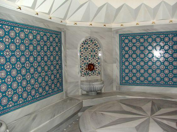Projet Hamam complet : prix selon Devis