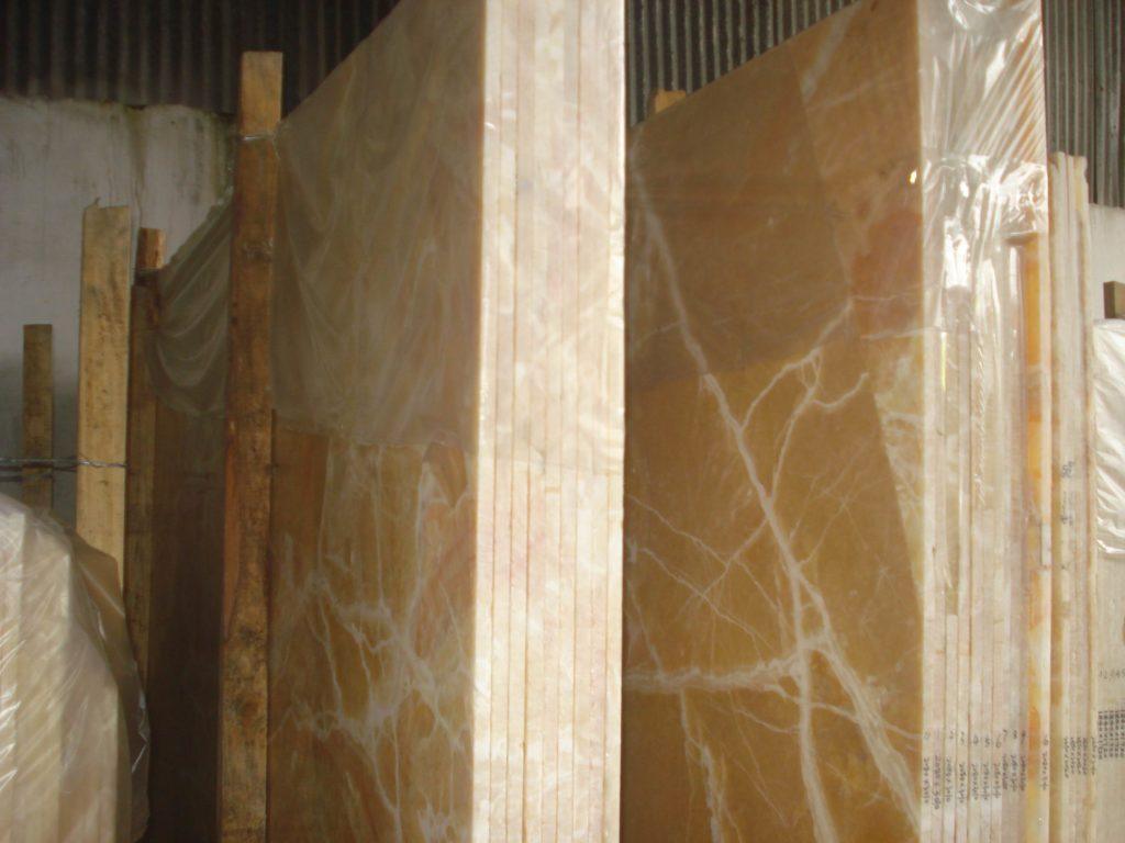 Honey onyx marbre polis epoxy